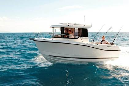 Аренда Моторная яхта Quicksilver 605 Pilothouse Трогир