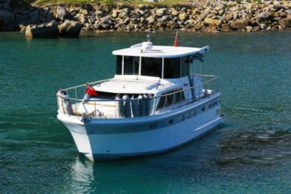 Charter Motorboat Ancora 44 Fly Bordighera