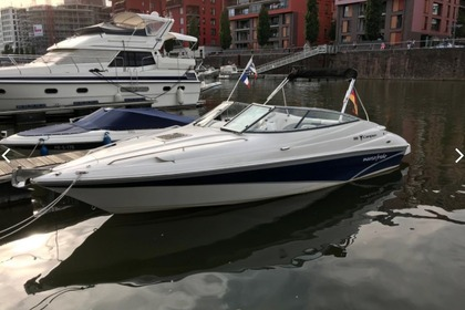 Rental Motorboat Campion 705I SC Frankfurt