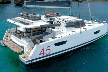 Rental Catamaran Fountaine Pajot Elba 45 Preveza