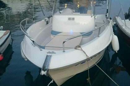 Charter Motorboat Quicksilver Walkaround Podgora, Split-Dalmatia County