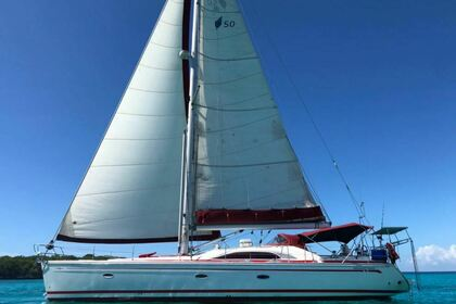 Charter Sailboat Bavaria 50 cruiser La Romana