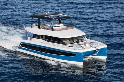 Hire Catamaran Fountaine Pajot MY 44 Maestro (48ft) Tortola