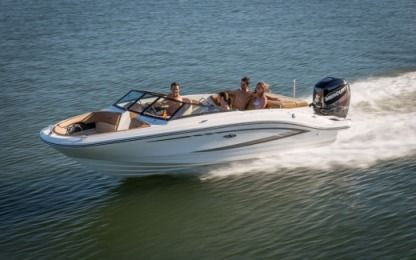 Rental Motorboat Sea Ray 20 Spx Miami