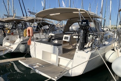 Hire Sailboat DUFOUR 390 Grand Large Laurium