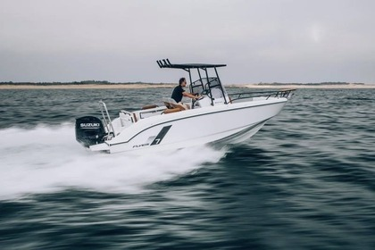 Rental Motorboat Flyer Open 7 Deauville