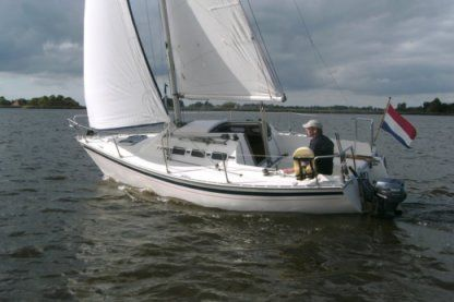 Verhuur Zeilboot Friendship 22 Sport Terkaple