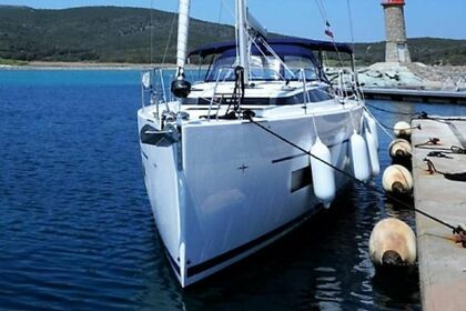 Rental Sailboat Bavaria C45 Cossutti Tropea