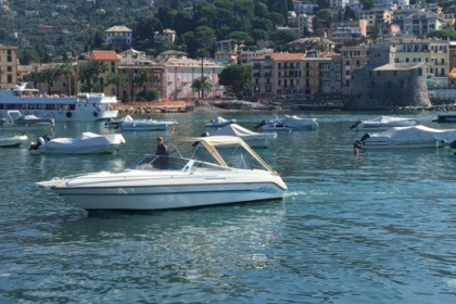 Rental Motorboat Cranchi Derby 700 Rapallo