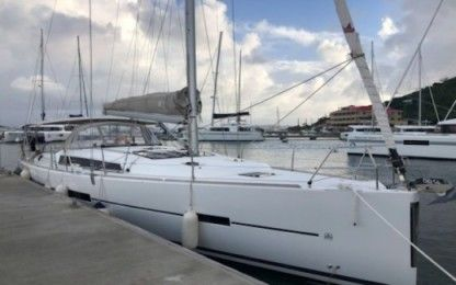 Location Voilier Dufour Yachts 412 Gl Liberty Tortola