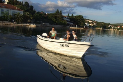 Rental Motorboat Traditional Pasara Jasenice, Zadar County