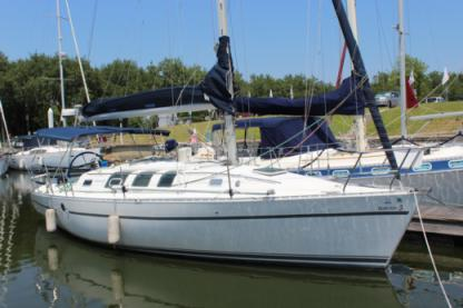 Charter Sailboat Beneteau First 35 S5 Ajaccio