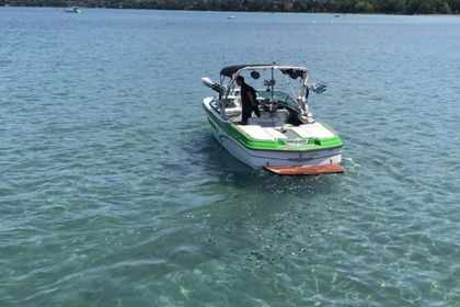 Hire Motorboat Mastercraft X30 Excenevex