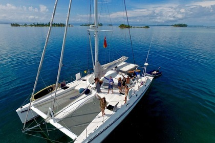Location Catamaran OUTREMER 55 STD Belize City