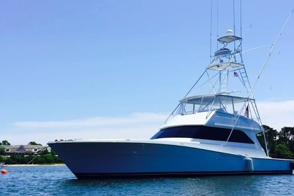 Hire Motorboat Viking 58 Barnstable