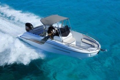 Rental Motorboat Beneteau Flyer 6.6 Barcelona