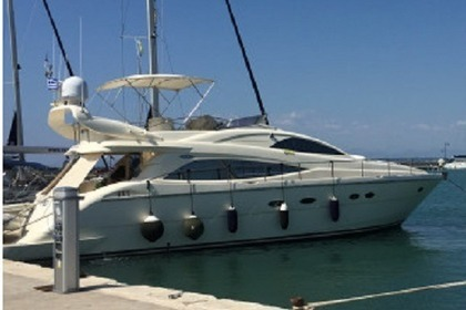 Rental Motorboat Aicon Aicon 56 FLY Chalkidiki