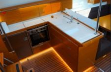 Rental Sailboat Elan Impression 45 Athens