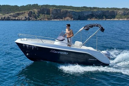Rental Motorboat Marinello open 16 L'Estartit