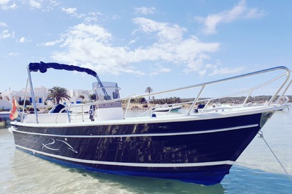 Charter Motorboat Venere Relax Formentera