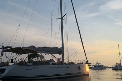 Charter Sailboat DUFOUR 525 GRAND LARGE Pula