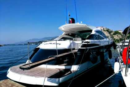 Rental Motorboat Pershing 56 Gaeta