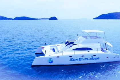 Location Catamaran Asian Catamaran 46 Chalong
