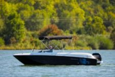 Charter Motorboat Element 21 Miami