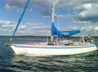Rental Sailboat Wasa 420 Stockholm
