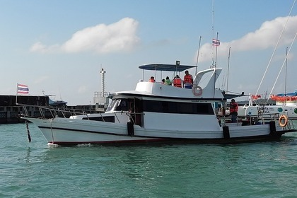 Charter Motorboat Custom Local sport fisher E Phuket