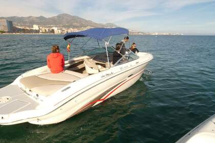 Verhuur Motorboot SEA RAY Select 210 Marbella