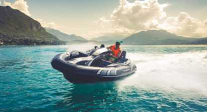 Location Semi-rigide Waterkart Sensations Annecy