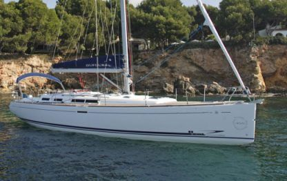 Charter Sailboat Dufour Yachts Dufour 455 Gl Procida
