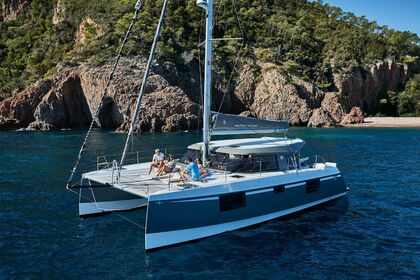 Hire Catamaran NAUTITECH Open 40 Morgat