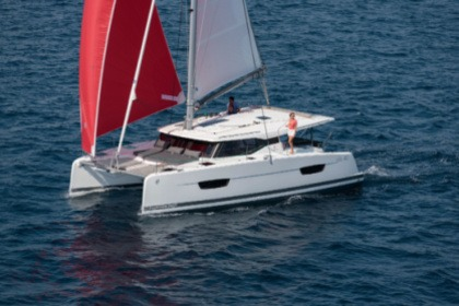 Location Catamaran Fountaine Pajot Isla 40 Ajaccio