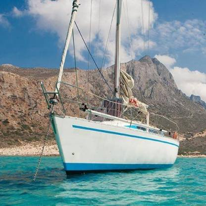 Charter Sailboat Barberis Sailboat Kissamos