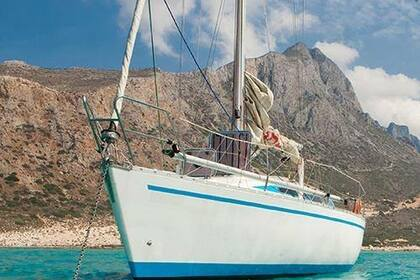Hire Sailboat BARBERIS Sailboat Kissamos