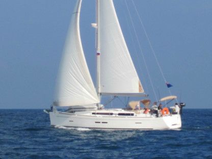 Rental Sailboat  Dufour 405 Santa Cruz de Tenerife