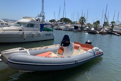Hire Motorboat Sacs Marine Rebel Hyères
