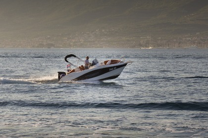Charter Motorboat Barracuda 545 Split