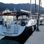 Sailboat Beneteau Oceanis 46