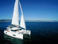 Location Catamaran Fountaine Pajot Helia 44 Evolution 2016 Cannes