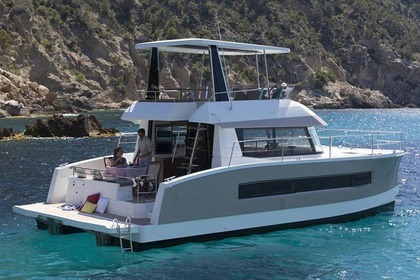 Hire Sailboat Fountaine Pajot MY 37 Lisbon