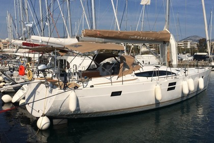 Rental Sailboat ELAN Impression 50 Athens