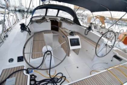 Rental Sailboat Bavaria 51 Cruiser Laurium