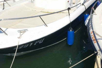 Hire Motorboat FISHER 20 Medulin