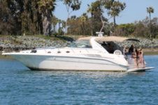 Sea Ray 50' in San Diego for rental