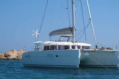 Location Catamaran BENETEAU LAGOON 400 Marseille