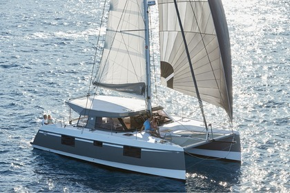 Location Catamaran NAUTITECH Open 40 Porto-Vecchio
