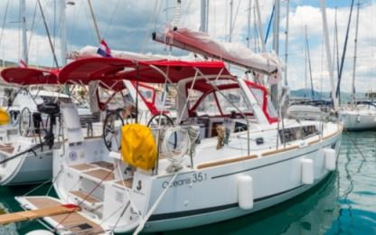 Charter Sailboat Oceanis 35.1 Split
